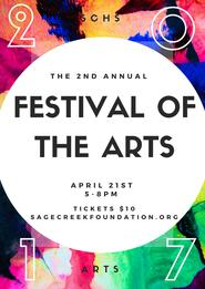 The SCHS Festival of the Arts
